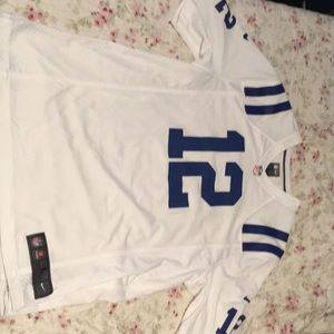 Indianapolis Colts Andrew Luck Jersey Men's Large